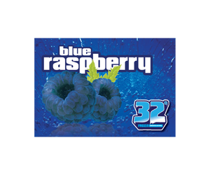 32 Degree Blue Raspberry Slushy Flavor