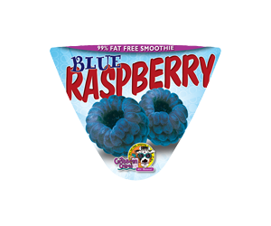 Caribbean Creme Flavors Blue Raspberry Smoothie