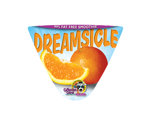 Caribbean Creme Flavors Dreamsicle Smoothie
