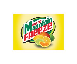 Mystic Mountain Freeze Frozen Drink Flavor