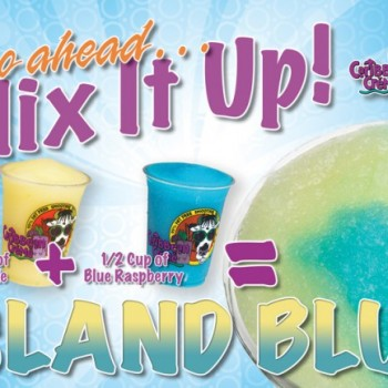 IslandBlue (Mix It Up Promotion)