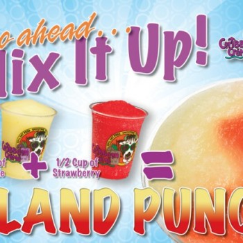 IslandPunch (Mix It Up Promotion)