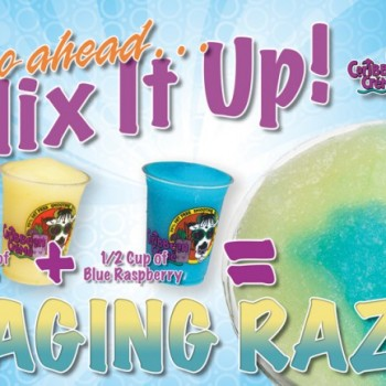 RagingRazz (Mix It Up Promotion)