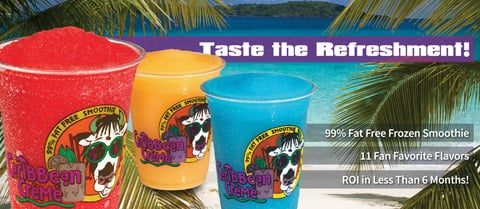 Caribbean Creme Frozen Drink Company