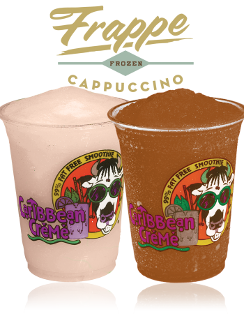 Frappe Cappuccino Chocolate Frappe Hershey's Frozen Drink