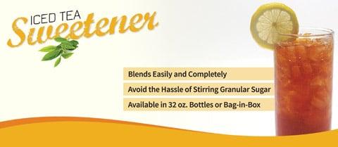 Tea Sweetener Product