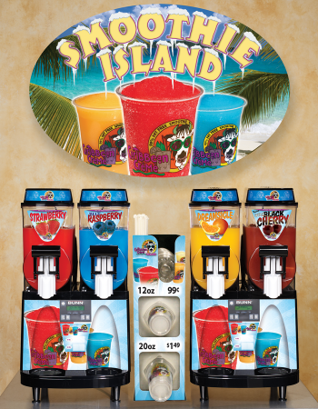 Caribbean Creme Frozen Drink Machine