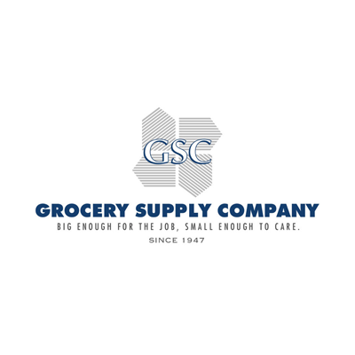 Grocery Supply Company GSC Logo