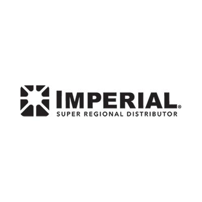 Imperial Super Regional Distributor Logo