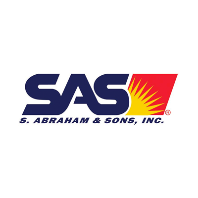 S Abraham and Sons Inc Distributors Logo