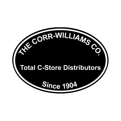 The Corr-Williams Co Distributors Logo