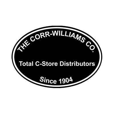 The Corr-Williams Co Distributors Logo